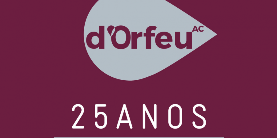d'Orfeu AC celebra 25 anos com festa nas redes sociais