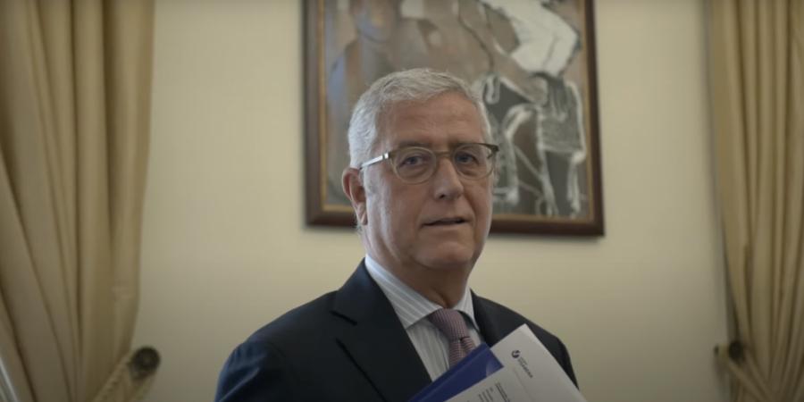 """Entrevista. Fernando Negrão: """"O político ainda é visto como um ser que não é igual aos outros cidadãos"""""""