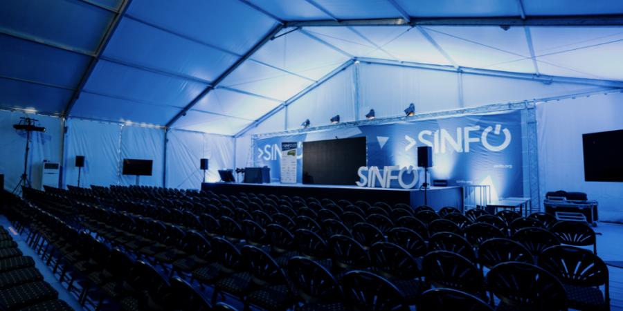 SINFO. Um dos maiores eventos tecnológicos do país está de volta
