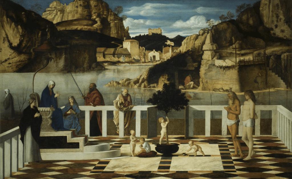 RTP2 exibe documentário sobre Giovanni Bellini e Andrea Mantegna, dois dos mais importantes pintores do Renascimento
