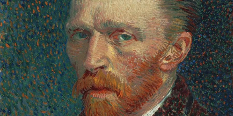 Os livros amarelos que lia Van Gogh