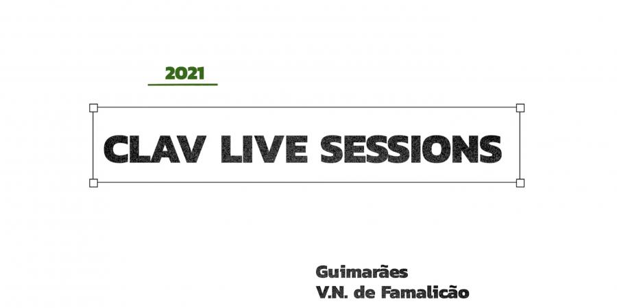 Clav Live Session exibem concertos de Little Friend, Manipulador, Dada Garbeck e Himalion