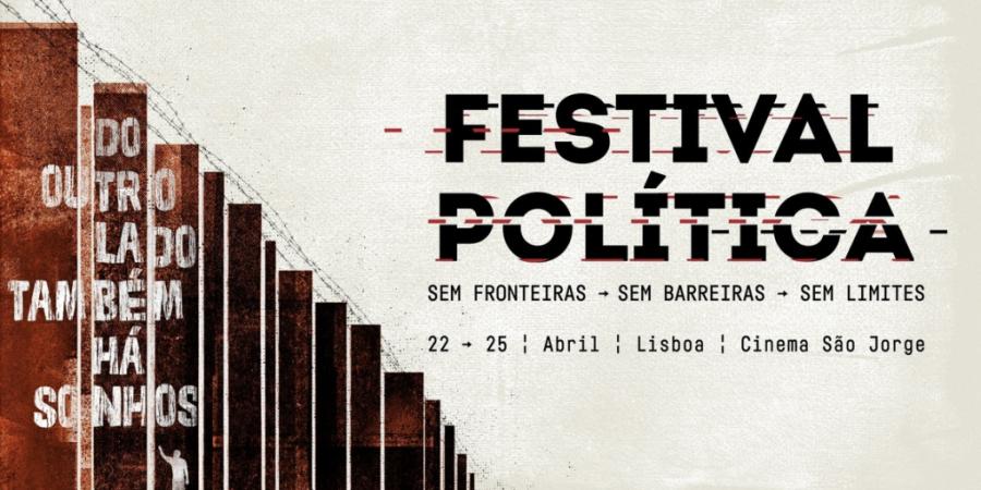 """Festival Política. Teatro de André Murraças, poesia de Valério Romão e José Anjos e humor de Carlos Pereira para debater """"Fronteiras"""""""