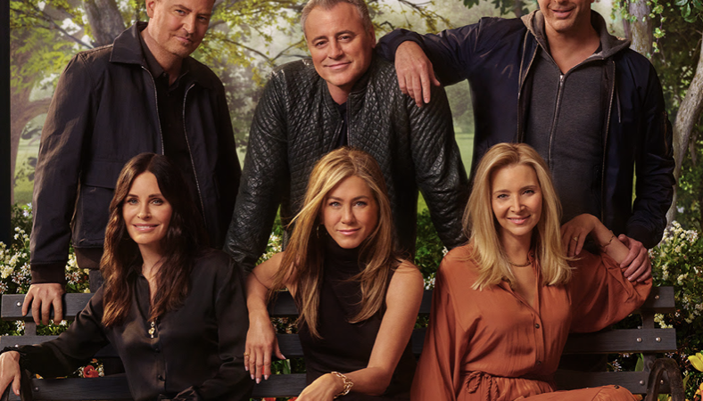 """Especial de reunião do elenco de """"Friends"""" estreia amanhã"""
