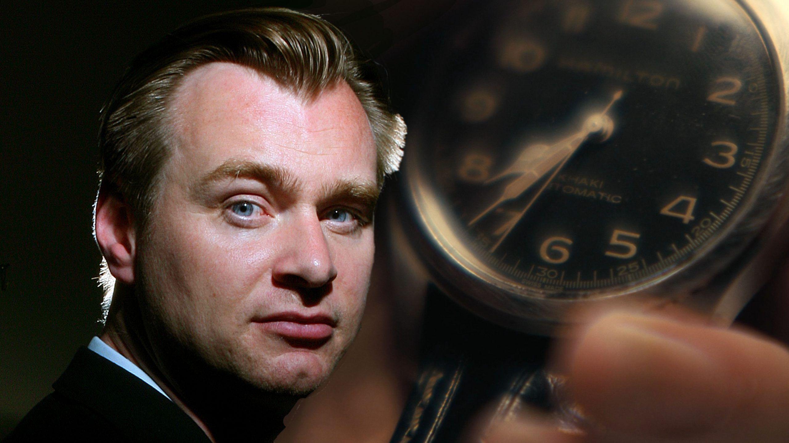 Nolan perguntou ao tempo quanto tempo o tempo tem