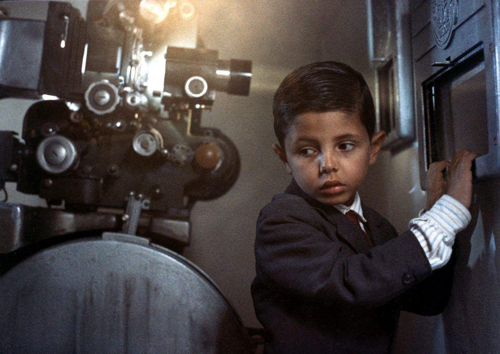 """""""Cinema Paraíso"""" é exibido na RTP2"""
