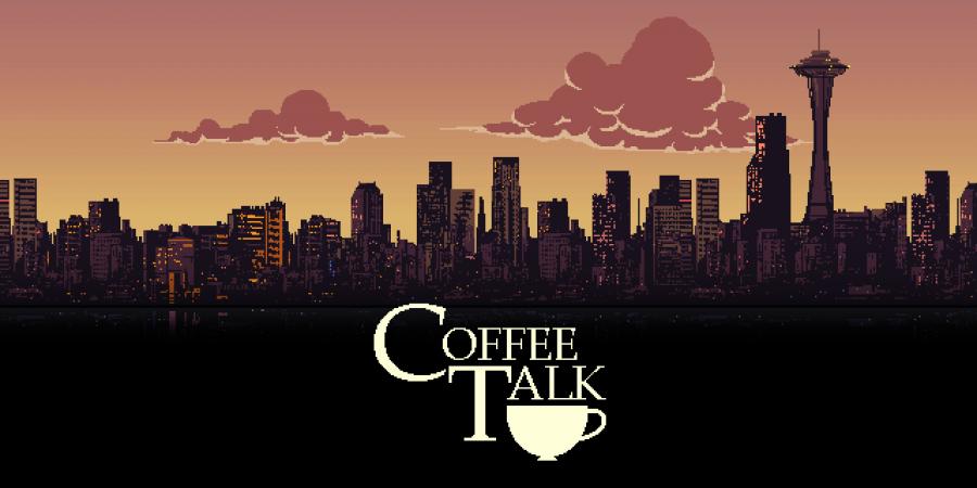 """""""Coffee Talk"""": café quentinho para contos lo-fi"""