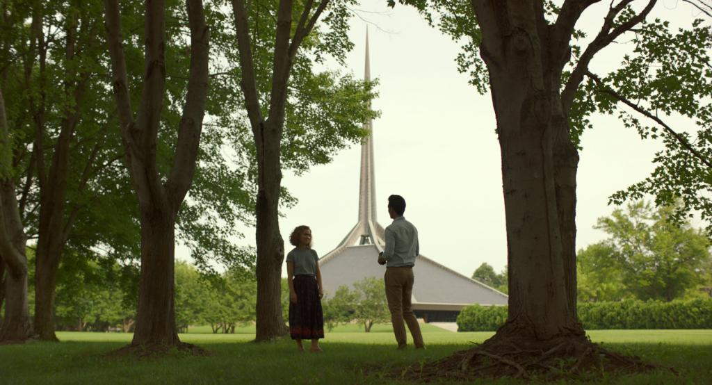 'Columbus', do realizador Kogonada, estreia no Festival Arquitecturas