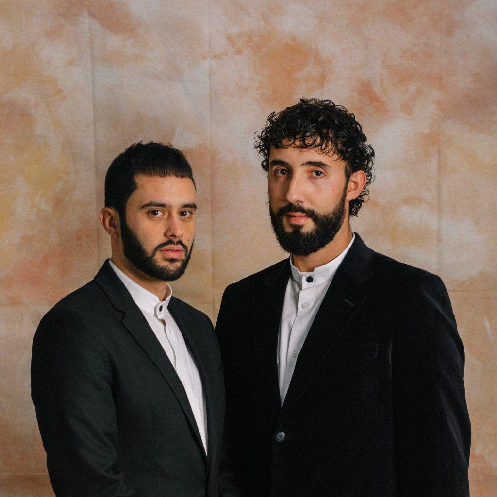 """""""Palavras Cruzadas"""" é o novo disco de """"David & Miguel"""" (David Bruno e Mike El Nite)"""