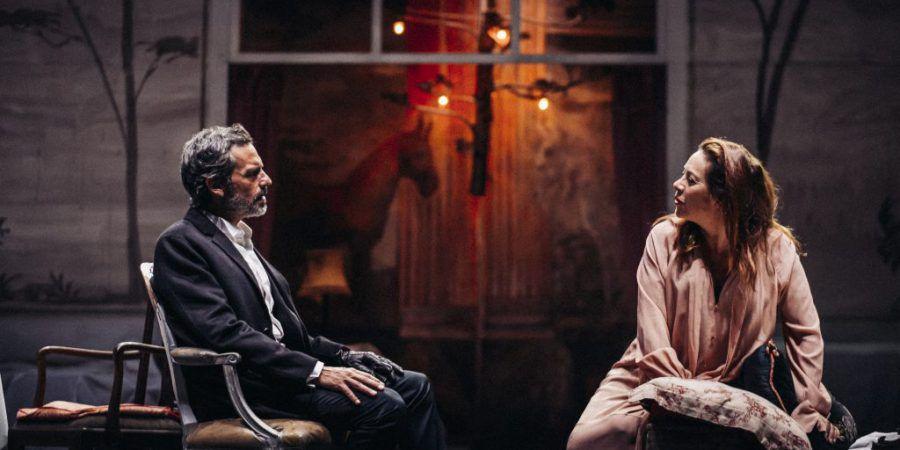 """A fera na selva"": texto de Marguerite Duras no Teatro Rivoli"