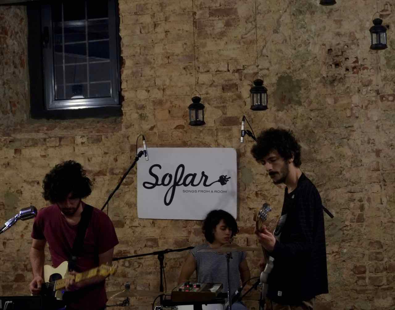 Os muitos estilos da 24.ª edição do Sofar Sounds Lisboa