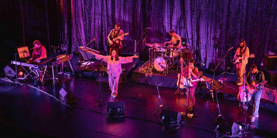 Lena d'Água ao vivo no Teatro Maria Matos (fotogaleria)