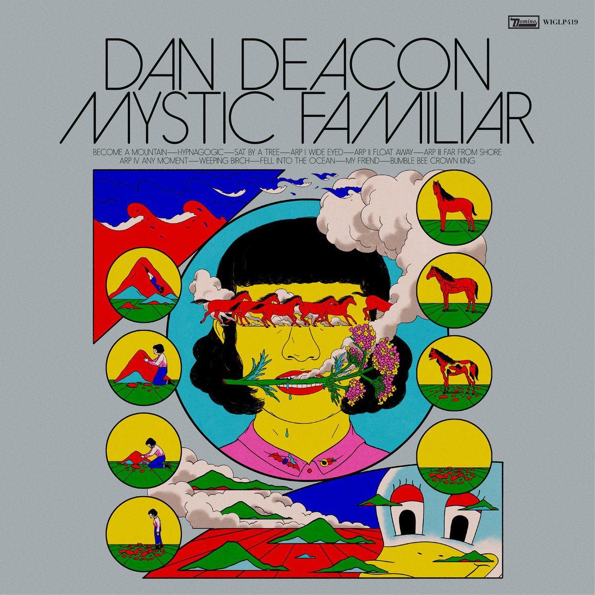 """Dan Deacon e a odisseia sonora de """"Mystic Familiar"""""""