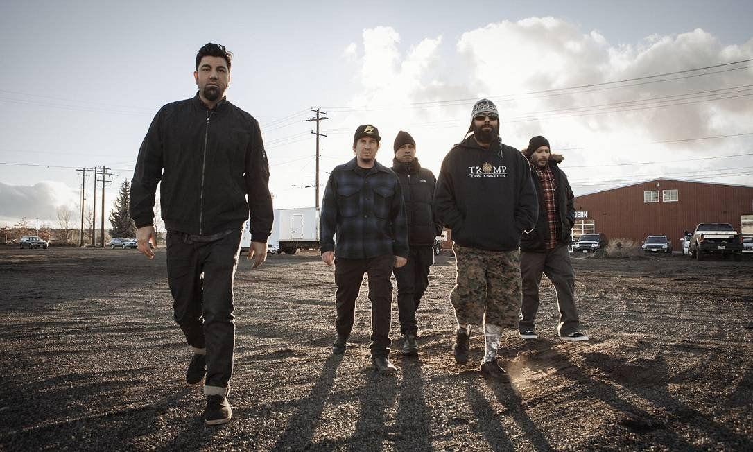 Deftones vão estar no North Music Festival