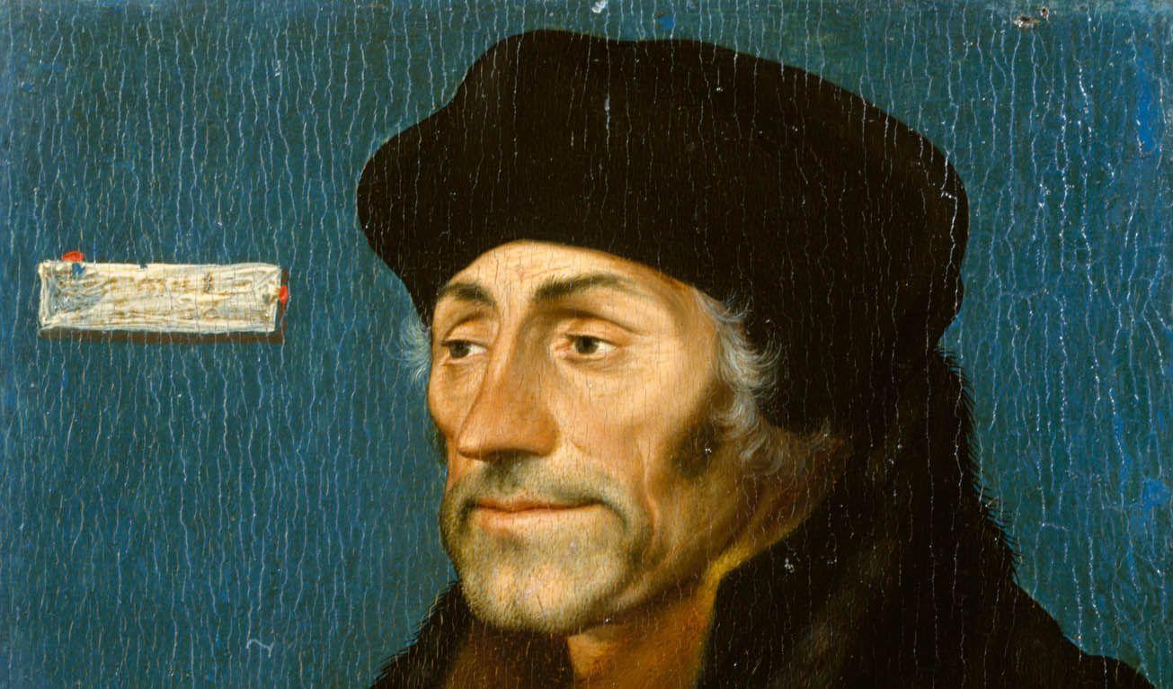 Quem foi Erasmo de Roterdão?