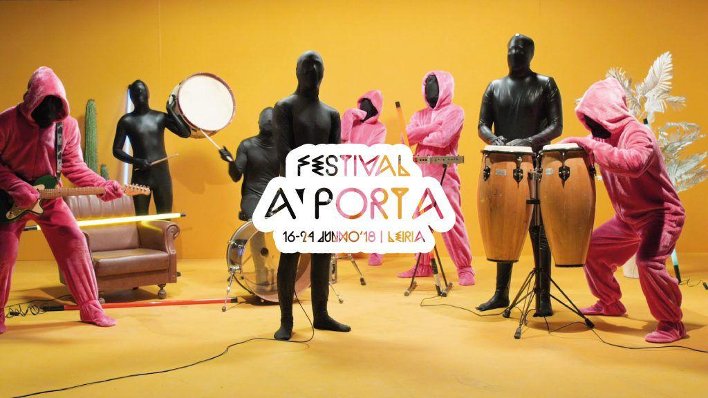 Festival A Porta com 14 novas confirmações musicais, uma Casa Plástica e 4 jantares temáticos
