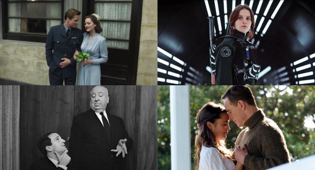 Oito filmes a não perder no mês de Dezembro