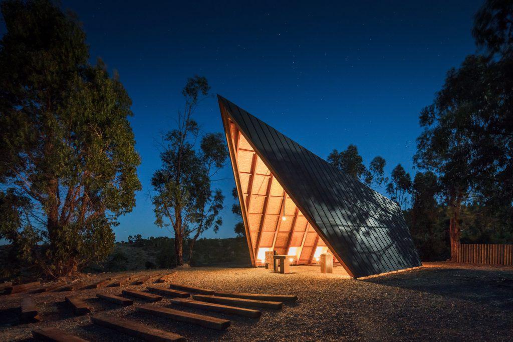 Capela em Idanha-a-Nova recebe prémio internacional Architizer A+Awards