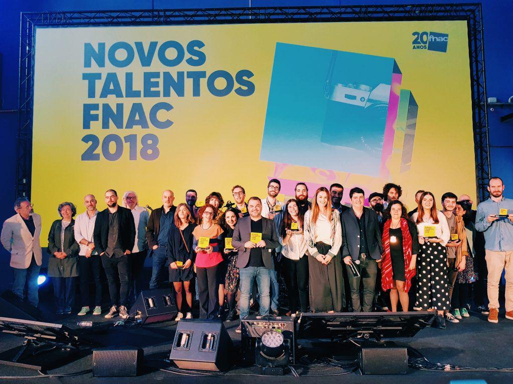 Já se conhecem os vencedores dos Novos Talentos Fnac 2018