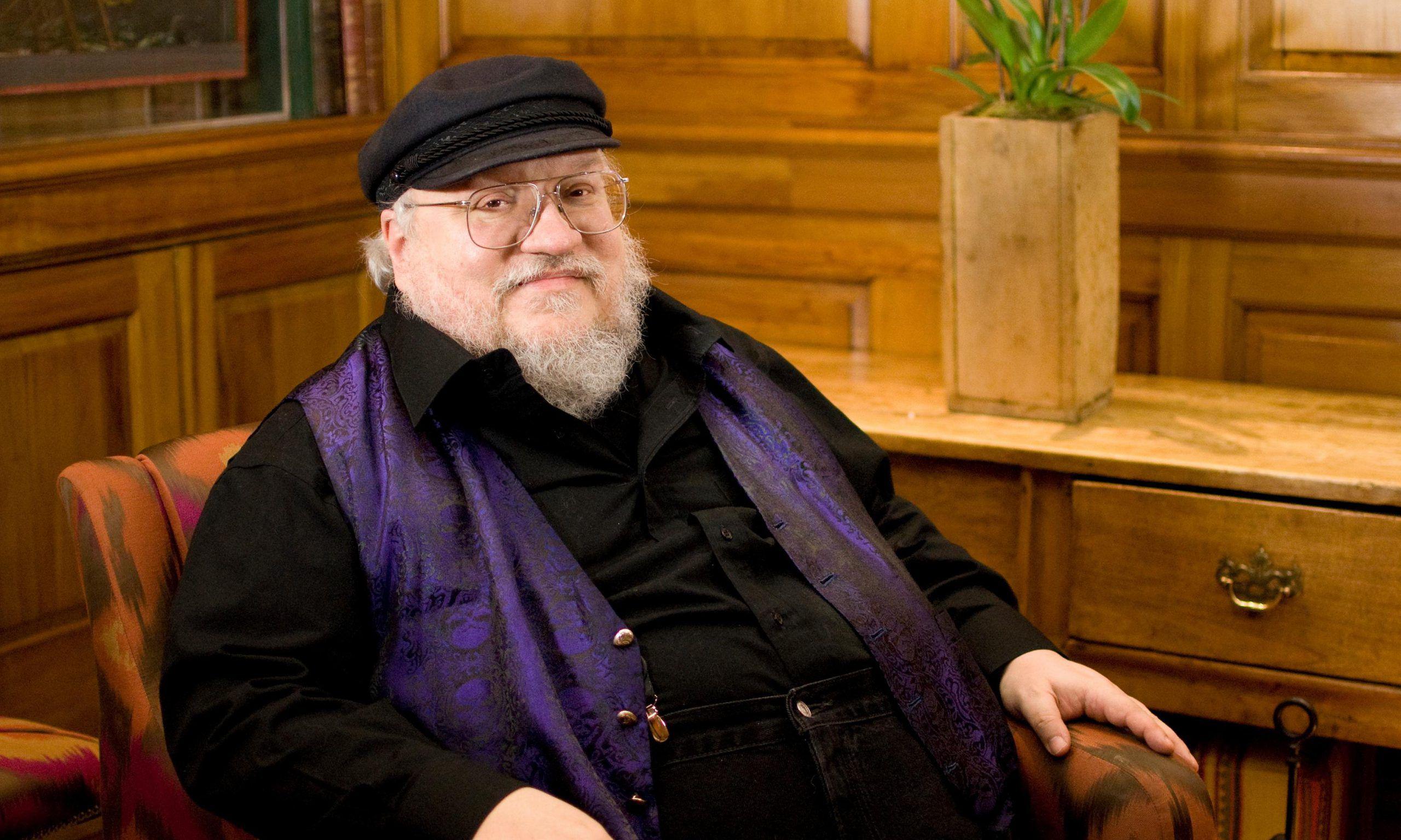 """George R. R. Martin comenta final de """"Game of Thrones"""" e revela detalhes dos novos livros"""