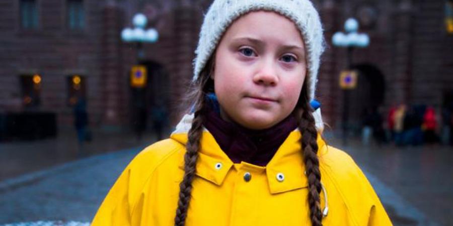 """""""A Nossa Casa Está a Arder"""" conta a história de vida da activista Greta Thunberg e da sua família"""