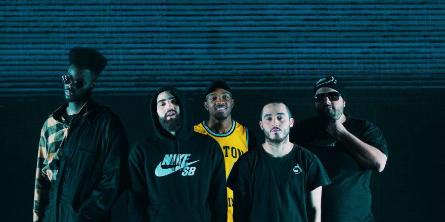 """GrogNation vão lançar novo disco, produzido por Sam The Kid, e já se pode ouvir """"Pescoço"""""""