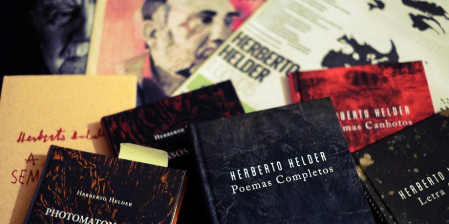 """Vai ser reeditado """"Apresentação do Rosto"""", livro de Herberto Helder"""