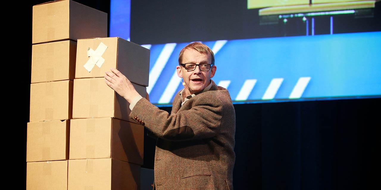 """""""Factfulness"""": o mundo não está assim tão mal, diz Hans Rosling"""