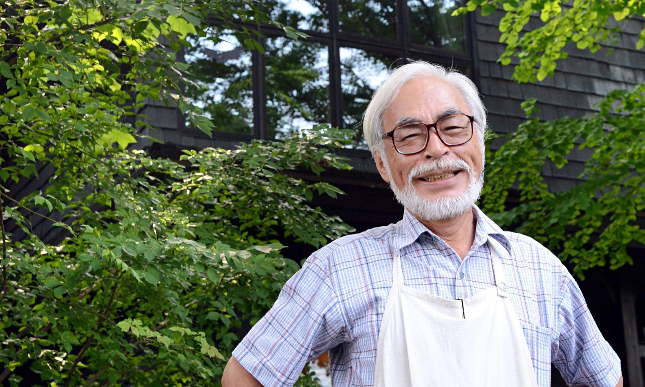 Hayao Miyazaki, da fantasia à realidade