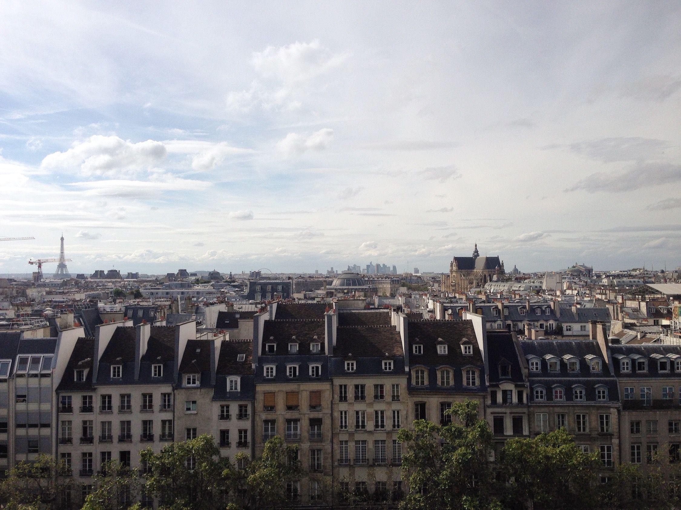 Crónicas de uma Vida Parisiense #1
