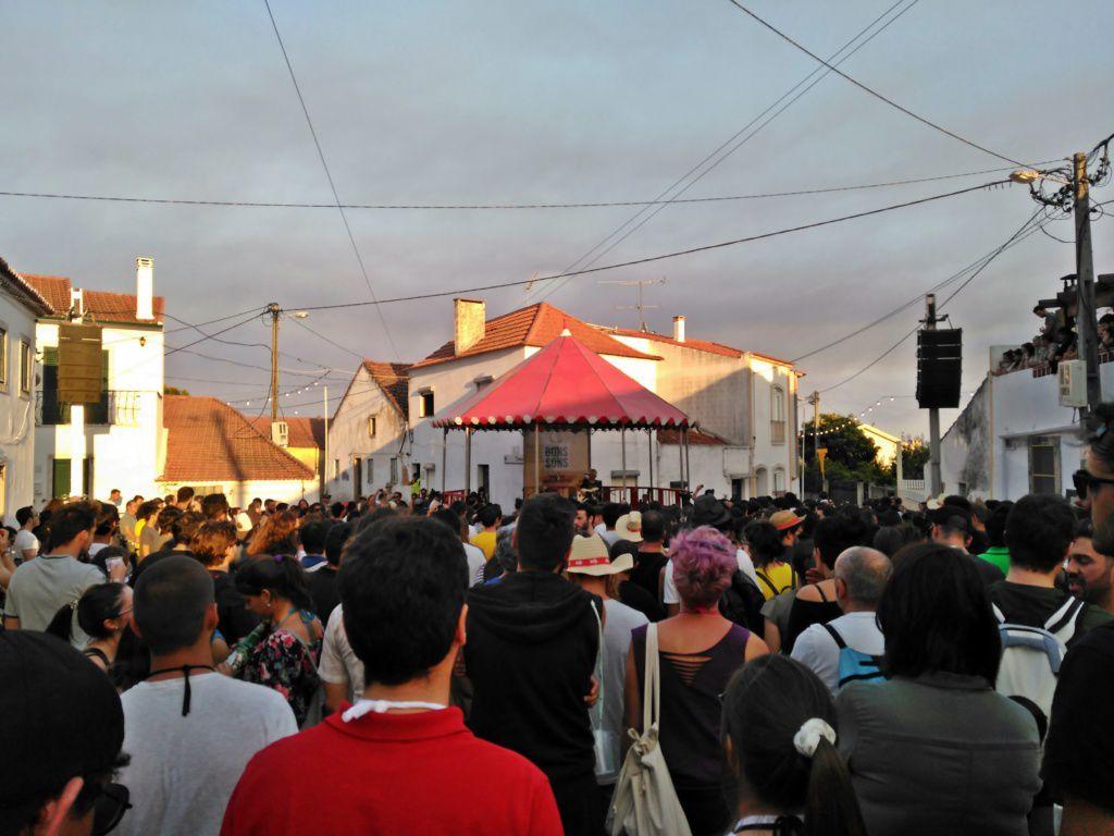 Festival Bons Sons: um lugar ao Sol na aldeia de Cem Soldos