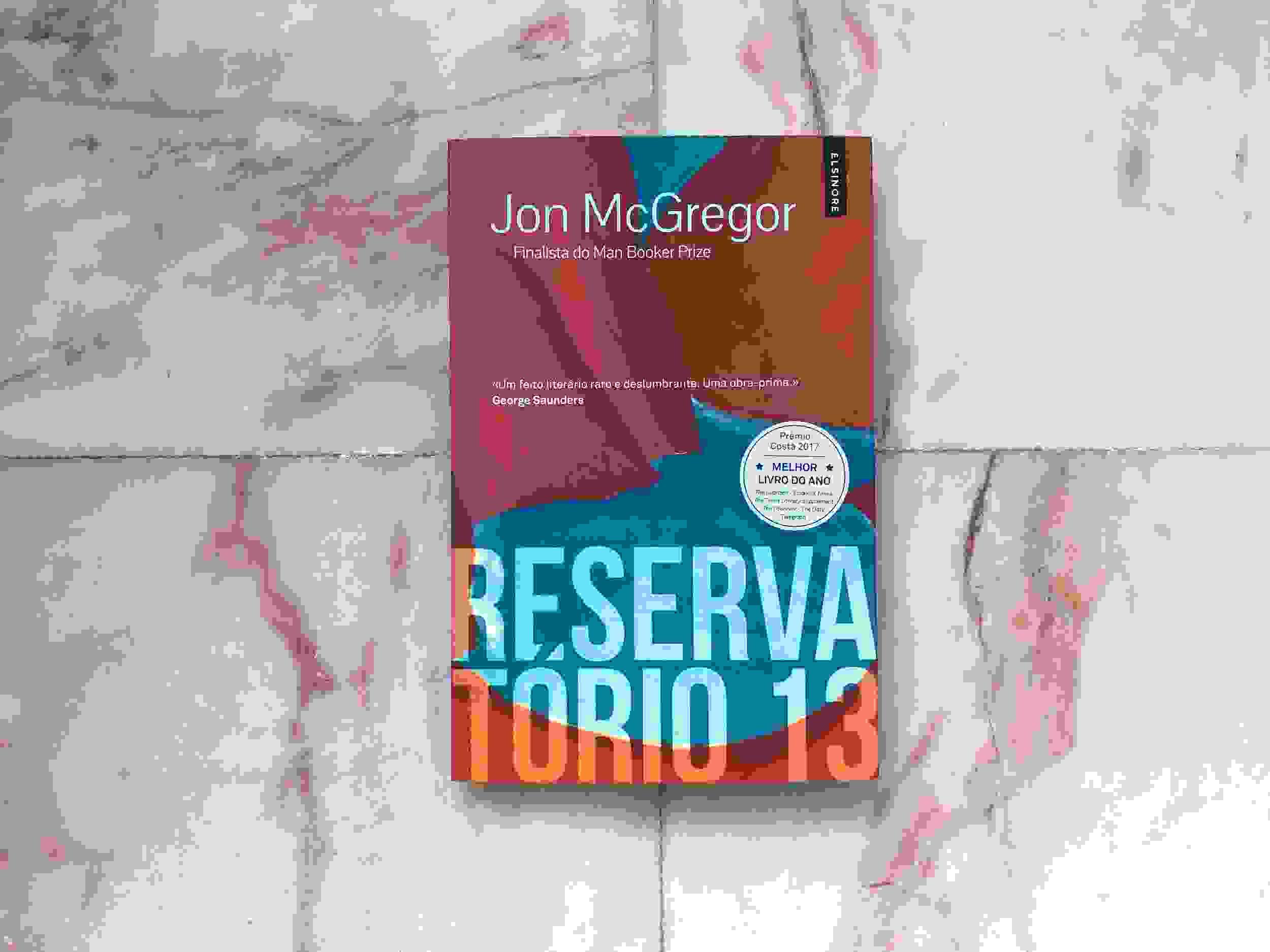 A ciclicidade da vida, em 'Reservatório 13', de Jon McGregor