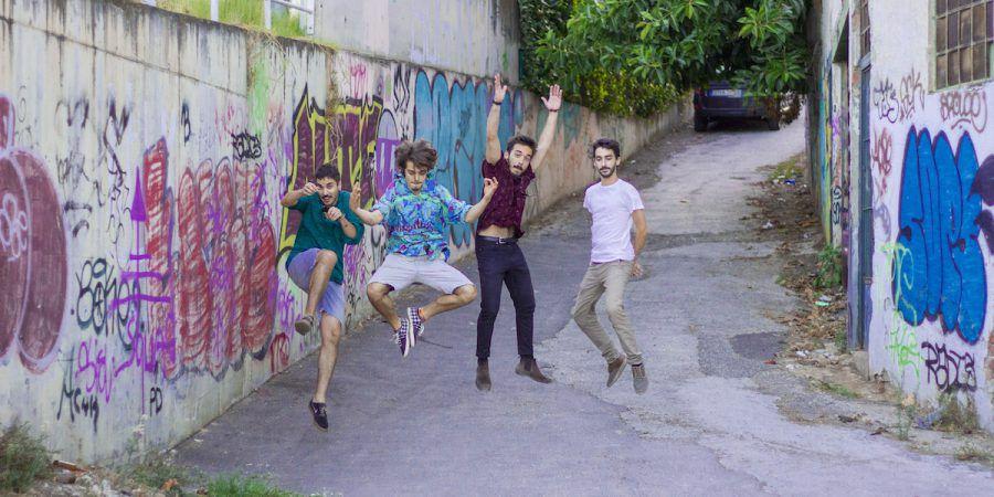 Álbum de estreia dos Whosputo é o local onde o jazz, a electrónica e o rock se encontram para brincar