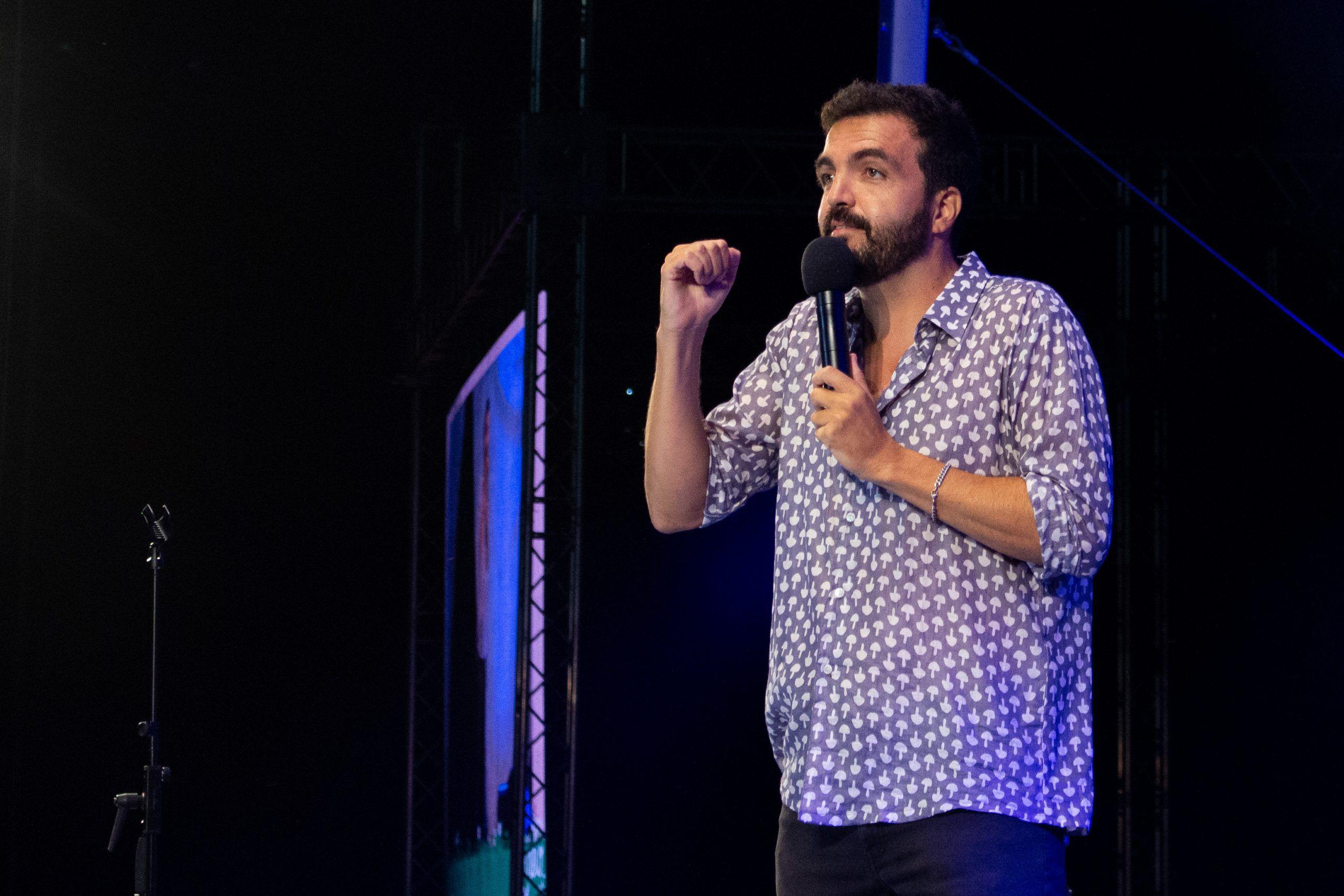 Salvador Martinha (Gustavo Carvalho/CCA)
