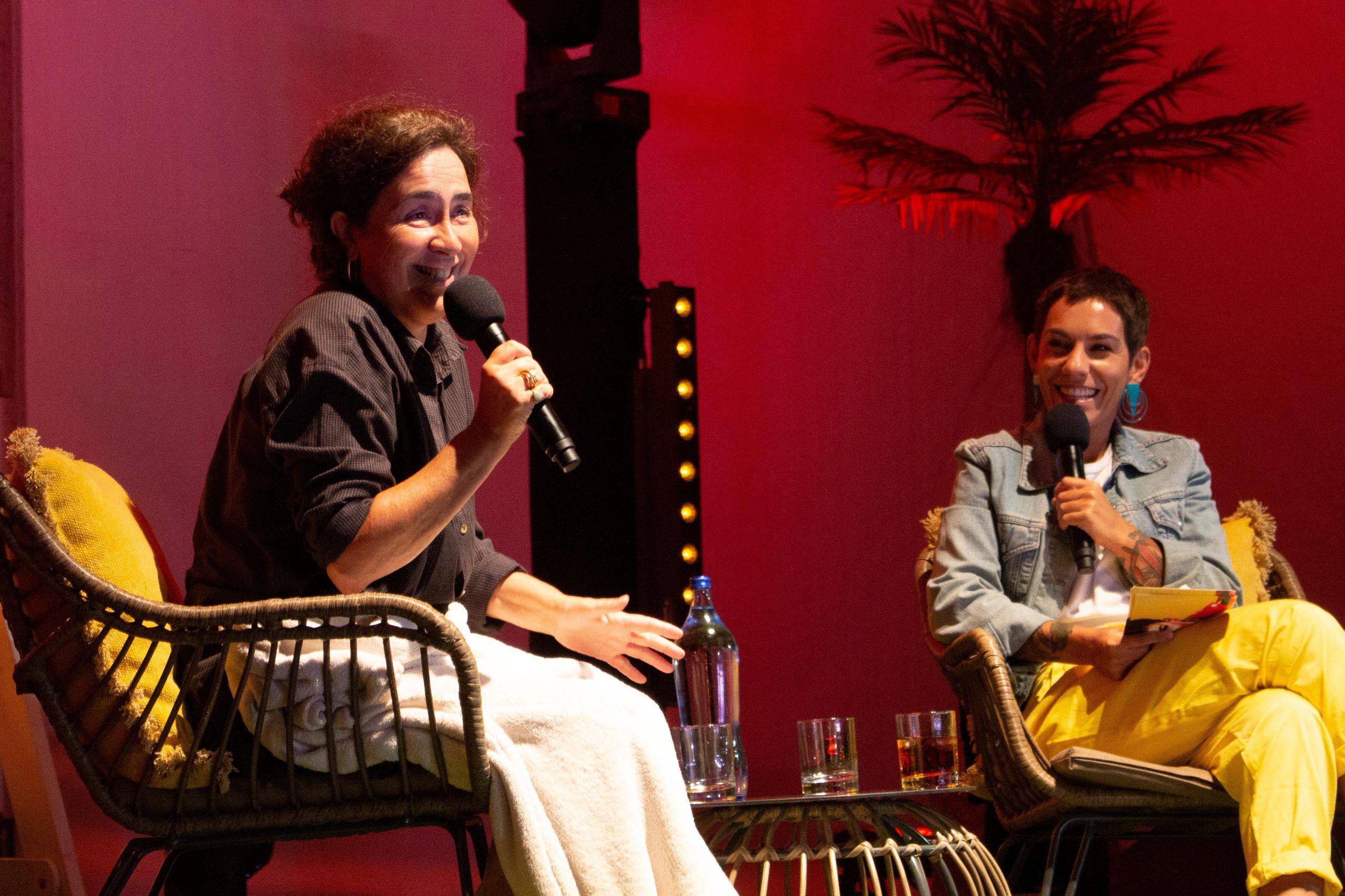 Rita Blanco e Beatriz Gosta (Gustavo Carvalho/CCA)
