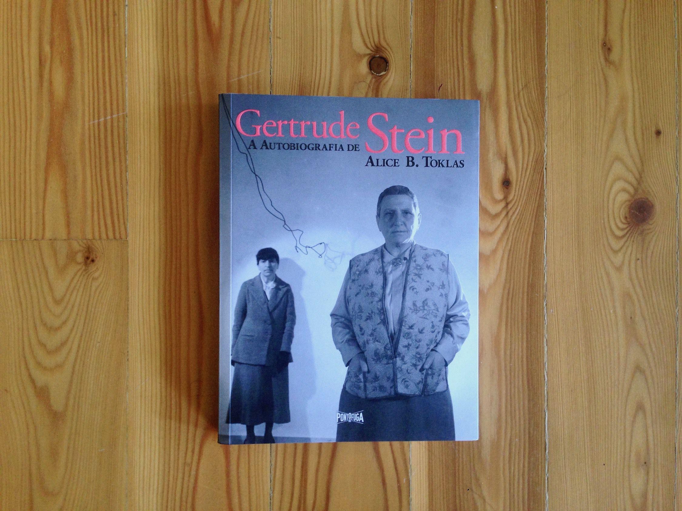 As vidas dos artistas famosos ao longo de 'A Autobiografia de Alice B. Toklas', de Gertrude Stein