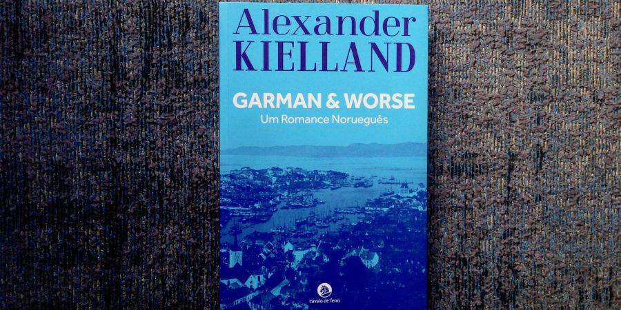 A vida de uma pequena cidade norueguesa, em 'Garman & Worse', de Alexander Kielland