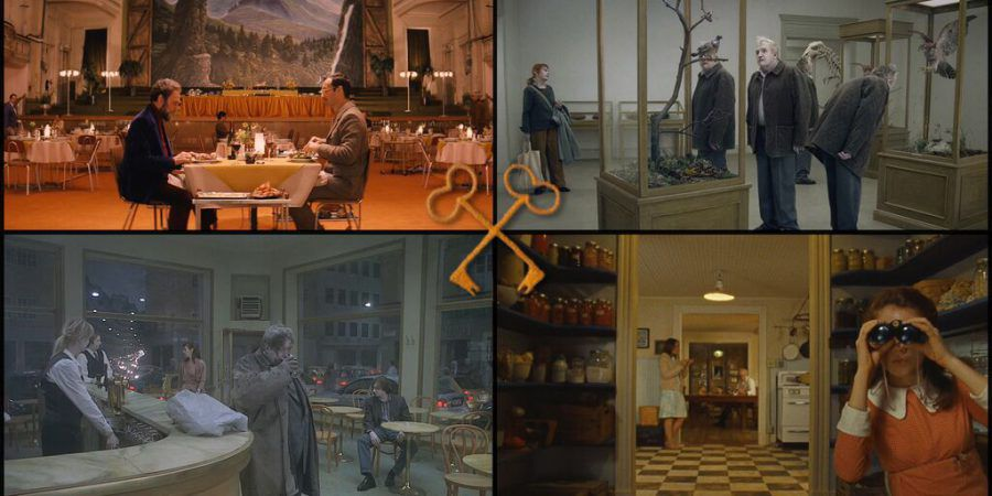 Os magníficos Anders(s)ons do cinema