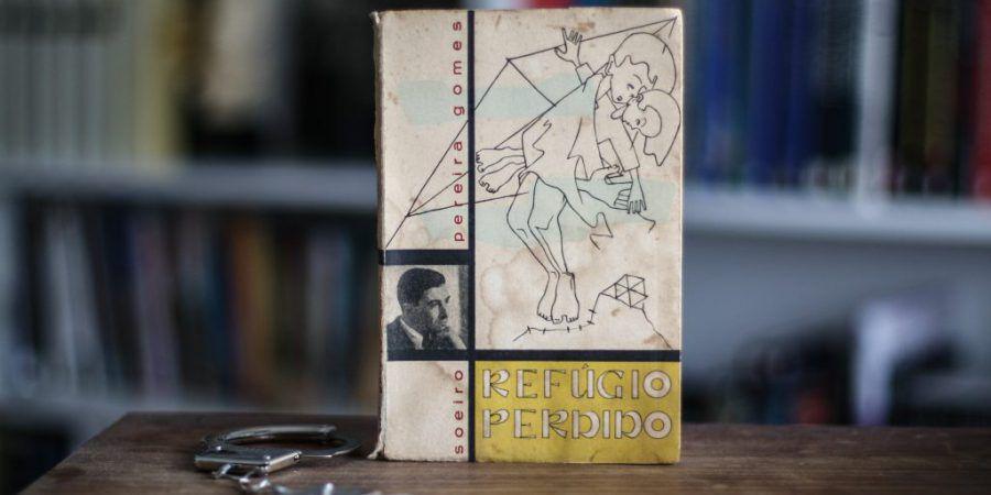 """""""Refúgio Perdido"""": livro proibido por Salazar, edição original (passatempo)"""