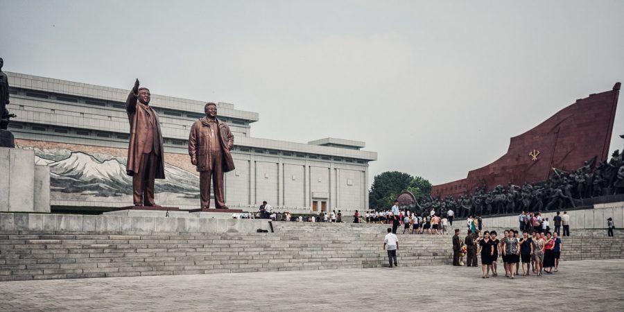 Viagem à sociedade proibida da Coreia do Norte