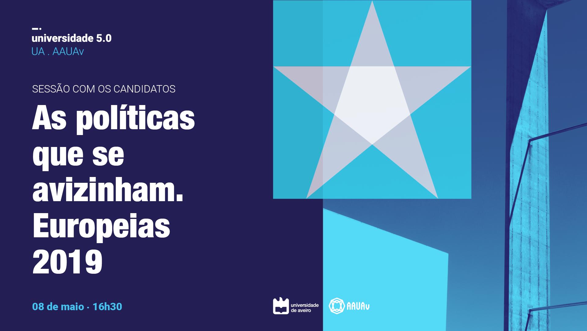 Eleições Europeias e Ensino Superior, na óptica europeia, em debate na Universidade de Aveiro