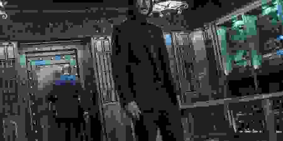 Keanu Reeves nasceu para interpretar John Wick