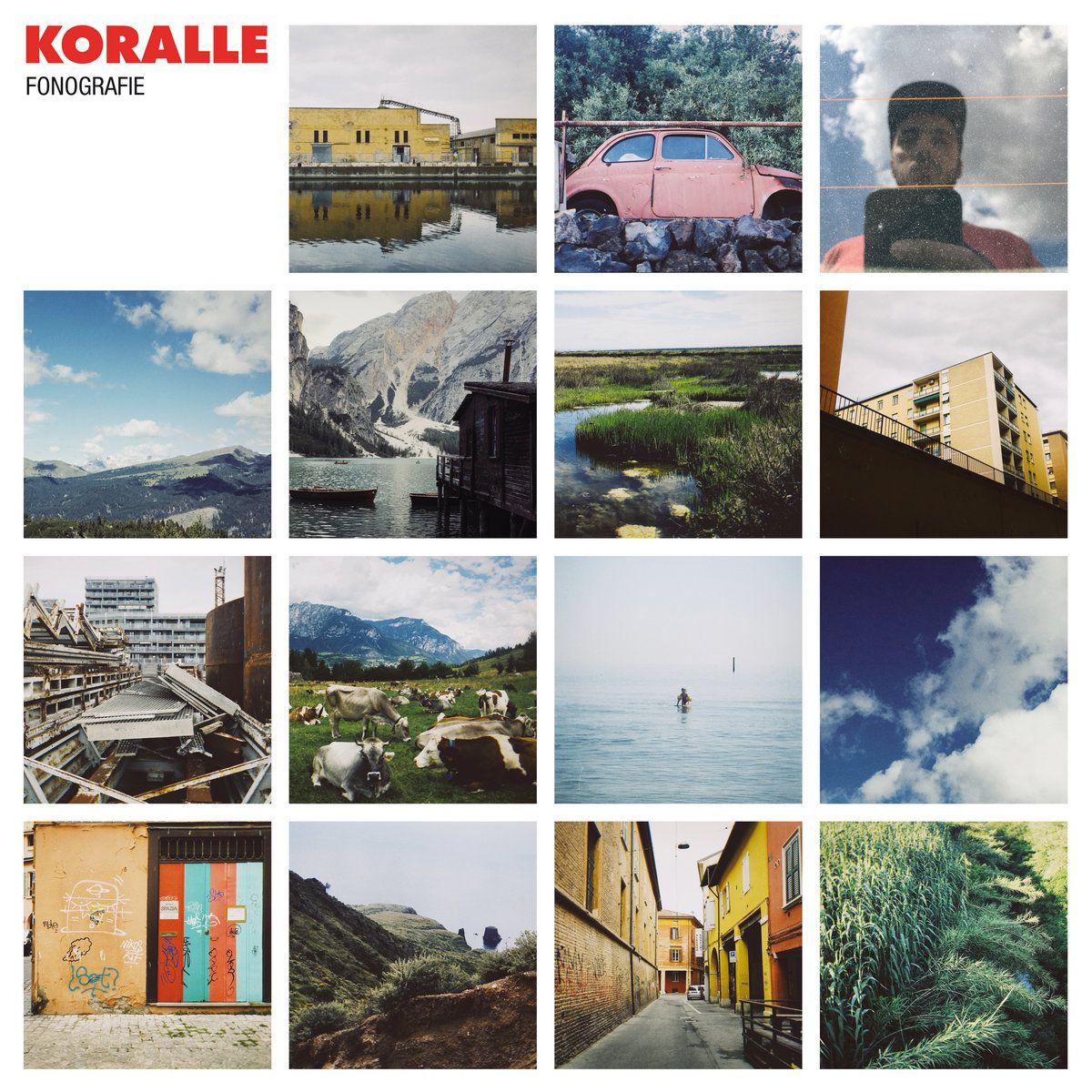 Hoje à noite n'O Sótão. A Fonografia de Koralle