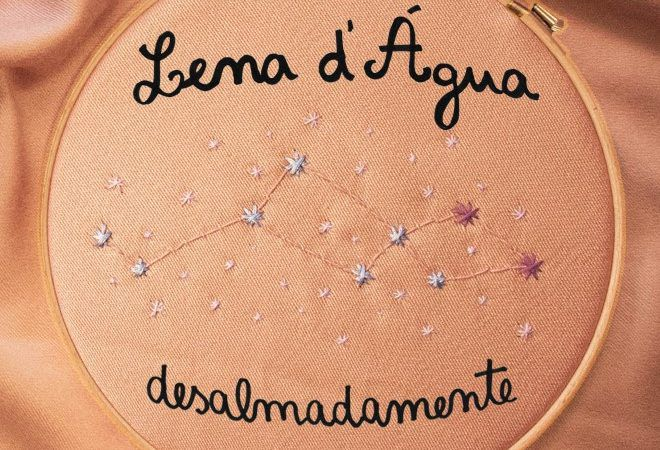 """Já se pode ouvir """"Desalmadamente"""", novo disco de Lena d'Água"""