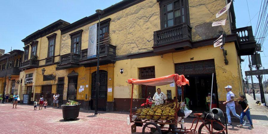 Lima, capital do Peru: a busca de paz no caos sul-americano