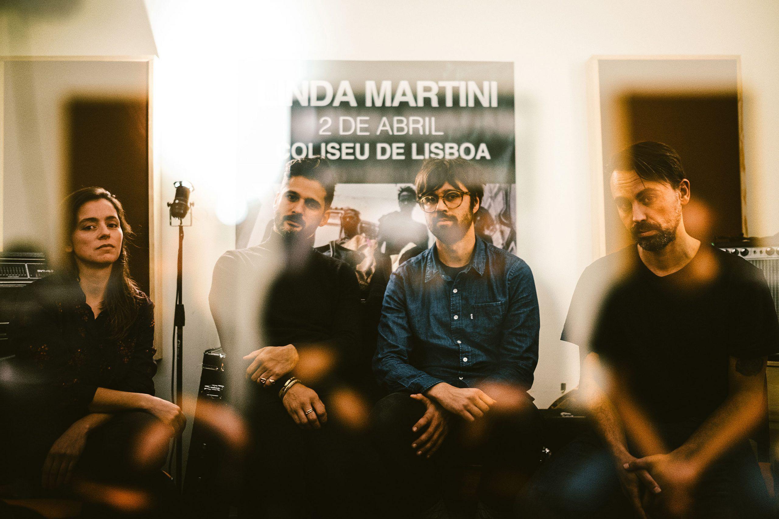 """Entrevista. Linda Martini: """"As nossas vidas mudaram, já não temos os dias inteiros por nossa conta para fazermos só música"""""""