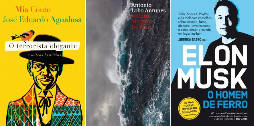 Livros de Paul McCartney, Margaret Atwood, António Lobo Antunes, MiaCouto e José Eduardo Agualusa chegam à Fnac