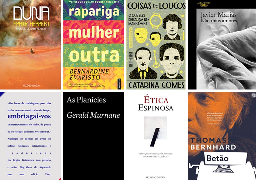 9 livros que podes oferecer no Natal
