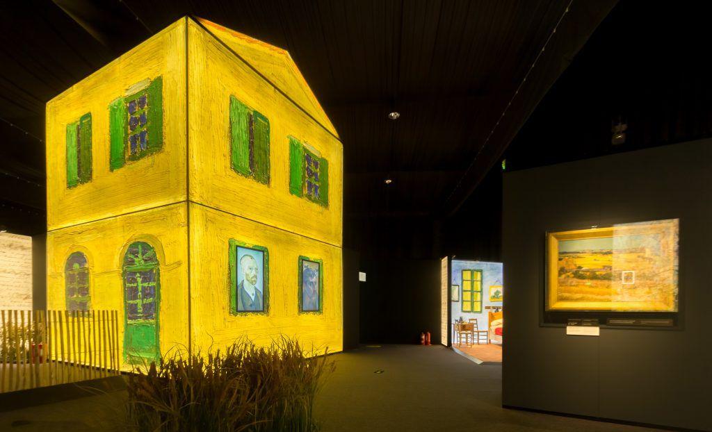 Exposição imersiva sobre Van Gogh vai estar pela primeira vez em Portugal