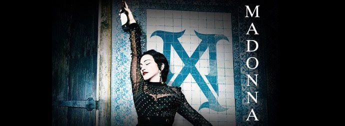 Madonna actua no Coliseu de Lisboa